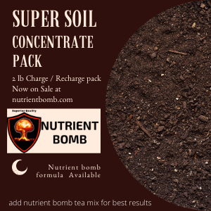 super Soil charge Pack : Super soil Concentrate pack